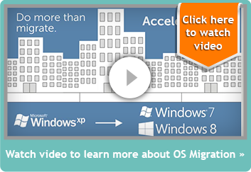 Watch video to learn more about OS Migration