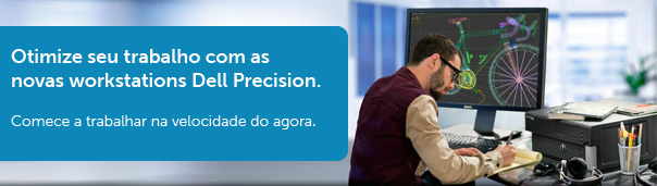 Soluções de Workstations Dell Precision