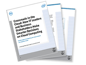 Crossroads in the Cloud White Paper
