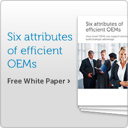 Six attributes of efficient OEMs