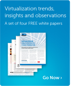 Virtualization trends, insights and observations