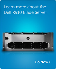 Learn more about the Dell M910 Blade Server
