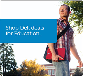 Shop Dell deals for Education