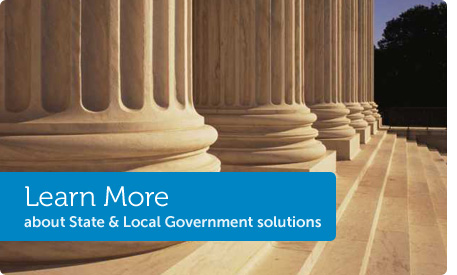 Learn More about State & Local Government solutions