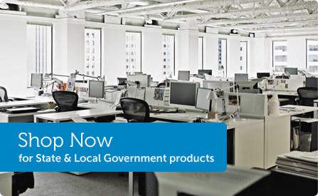 Shop Now for State & Local Government products