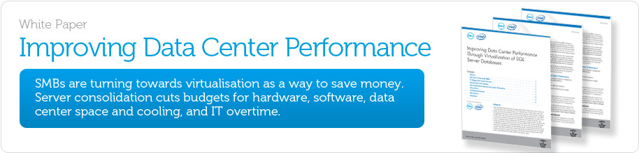 Improving Data Center Performance